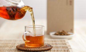 喝牛蒡茶对上火口臭有效吗?