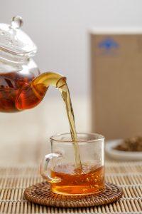 牛蒡茶的味道怎样