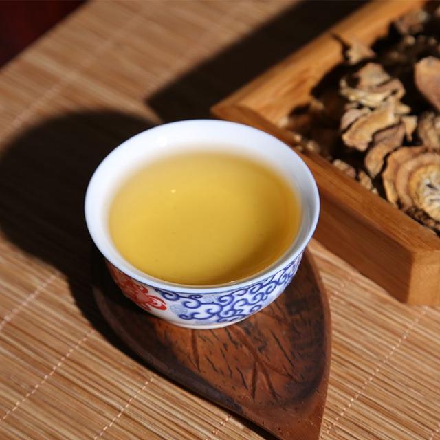 男人喝了牛蒡茶有什么作用