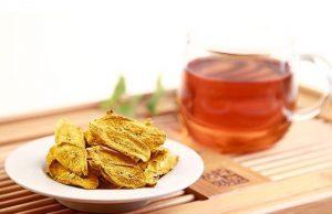 常喝牛蒡茶有助于身体健康