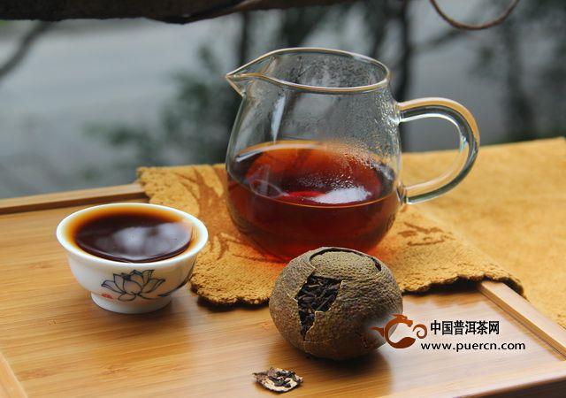 秋冬季节喝普洱茶的好处