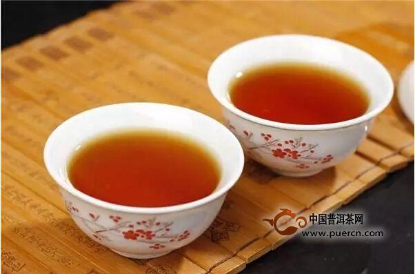 红茶的特殊保健功效与其含有较丰富的茶多糖有关