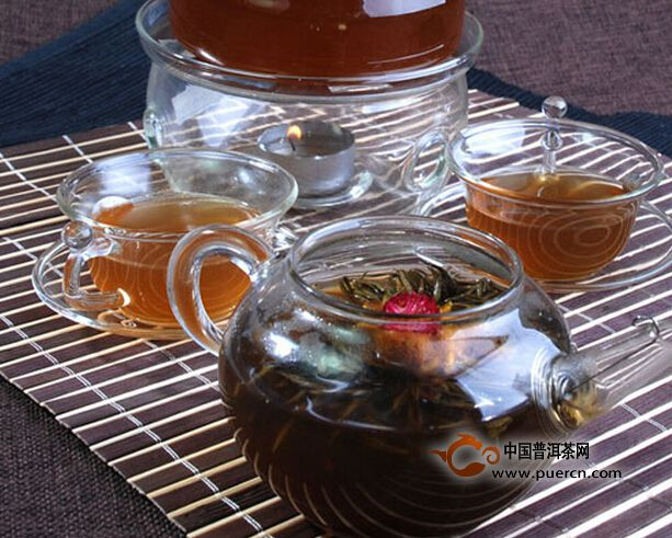 中医推荐五种防治感冒的药茶