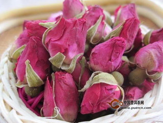 玫瑰花茶治感冒,5款养生茶功效高