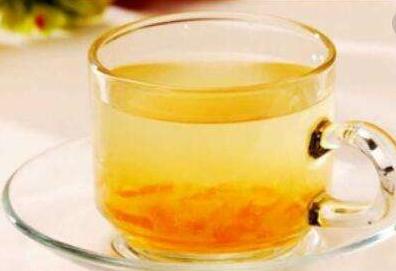 花茶排毒养生,养颜,抓一把干花冲一杯,清香缓袭来