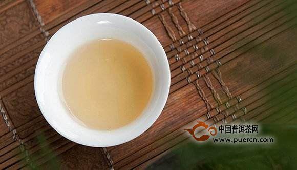 白茶的药效性能很好