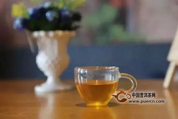 如何正确喝茶