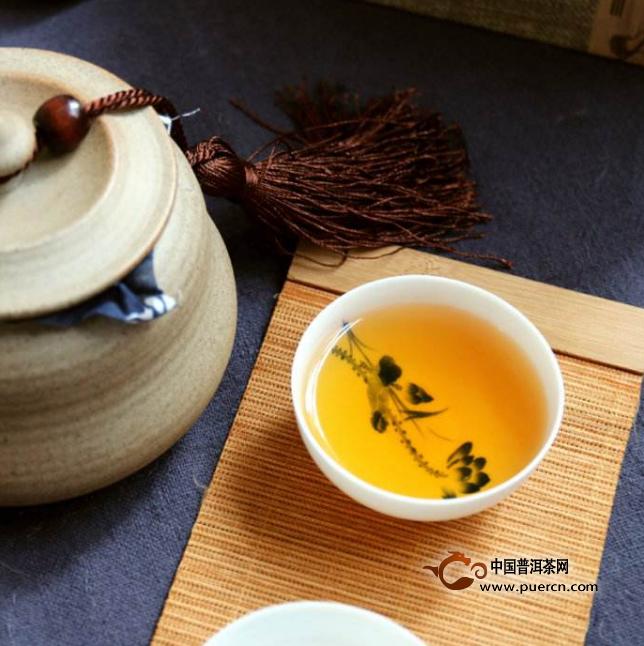 普洱茶的功效与作用_健康频道